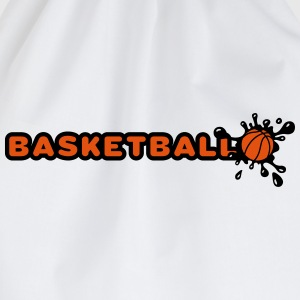 Basketball and Splash Tee shirts - Sac de sport léger