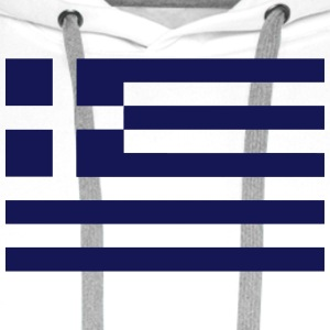 Greece T-Shirts - Men's Premium Hoodie