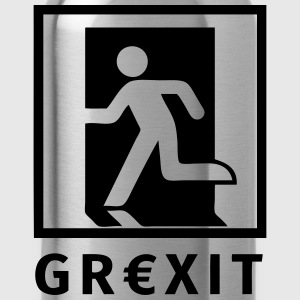 Grexit T-shirts - Drinkfles