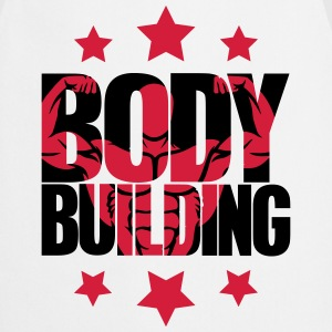 Bodybuilding 4_2c Shirts - Keukenschort