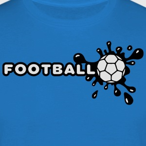 Football Splash Tabliers - T-shirt Homme