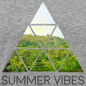 summer vibes Sports wear - Men's Premium T-Shirt