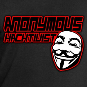 anonymous hacktivist Tee shirts - Sweat-shirt Homme Stanley & Stella