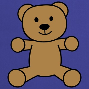 teddy bear bamse Accessories - Forklæde