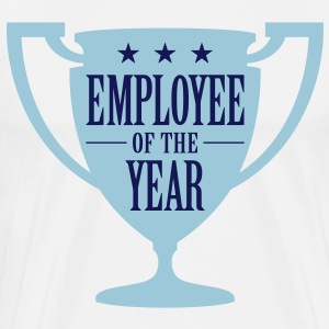 Employee of the Year!  Aprons - Men's Premium T-Shirt