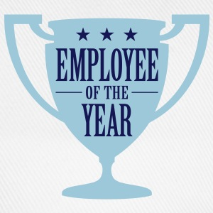 Employee of the Year! Felpe - Cappello con visiera