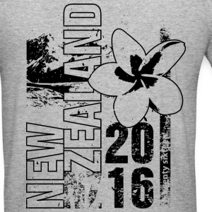 New Zealand 2016 Tröjor - Slim Fit T-shirt herr