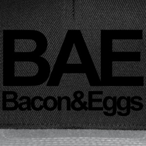 Bae Bacon & Eggs Sweat-shirts - Casquette snapback