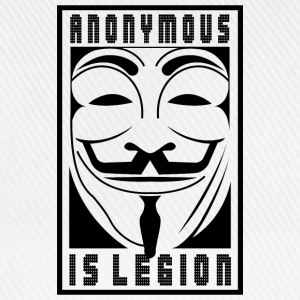 anonymous is legion Tee shirts - Casquette classique