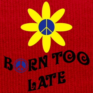 Born Too Late T-Shirts - Wintermütze
