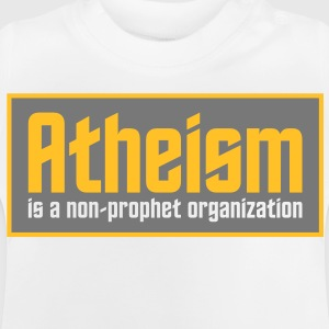 Atheism: A non-prophet organization Shirts - Baby T-Shirt