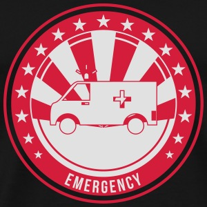 EMT / Ambulance / Emergency / Doctor / Hospital Mugs & Drinkware - Men's Premium T-Shirt