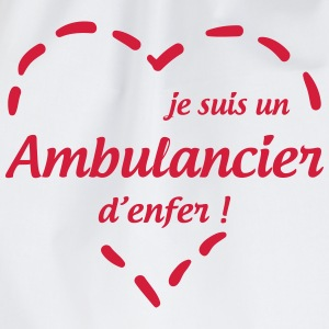 Ambulancier / Ambulance / Médecin / Hôpital Tee shirts - Sac de sport léger