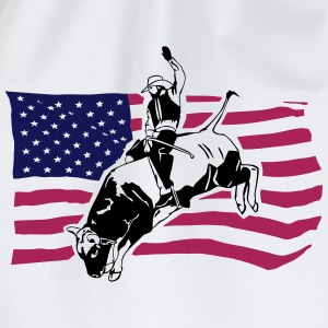 Western Rodeo - Bullrider Singlets - Gymbag