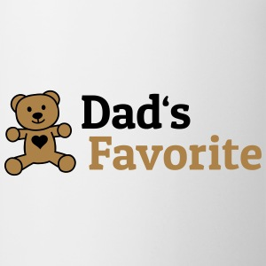 Dads Favorite dads favorit Accessories - Kop/krus
