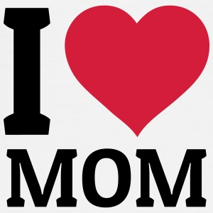 I love Mom Bags & Backpacks - Men's Premium T-Shirt