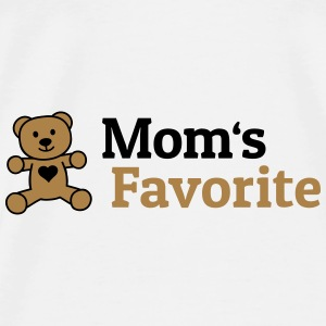 Moms Favorite Accessories - Men's Premium T-Shirt