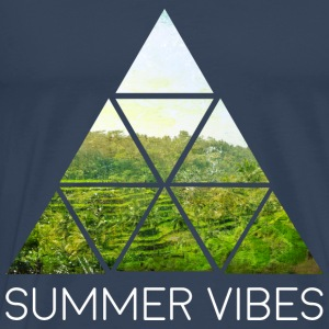 summer vibes Tops - Men's Premium T-Shirt