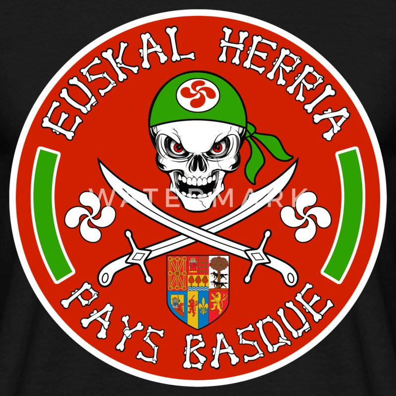 Pays Basque - Euskal Herria 15 Tee shirts - T-shirt Homme