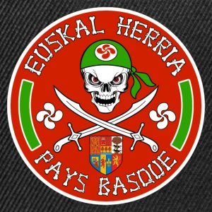 Pays Basque - Euskal Herria 15 Tee shirts - Casquette snapback