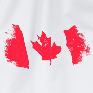 Canadian Maple Leaf T-shirts - Sportstaske