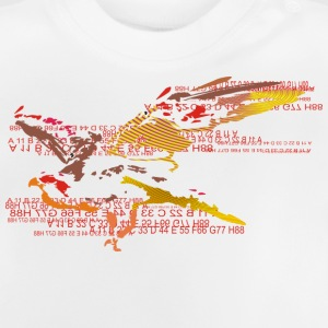 eagleandnumbers Shirts - Baby T-Shirt