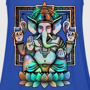 Cosmic Ganesh T-Shirts - Women's Tank Top by Bella