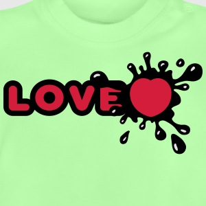 Love Splash Sweats - T-shirt Bébé