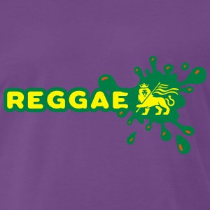 Reggae Splash Sweat-shirts - T-shirt Premium Homme