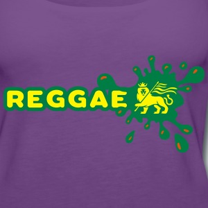 Reggae Splash Sweat-shirts - Débardeur Premium Femme