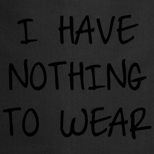 I have nothing to wear Sweat-shirts - Tablier de cuisine