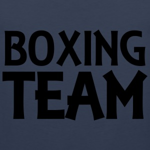 Boxing Team Tops - Mannen Premium tank top