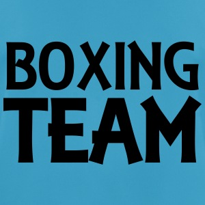 Boxing Team Tops - Men's Breathable T-Shirt