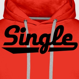 single T-Shirts - Männer Premium Hoodie