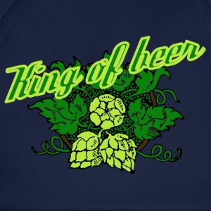 King of beer - Baseballkappe