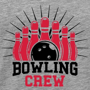 Bowling crew Tops - Men's Premium T-Shirt