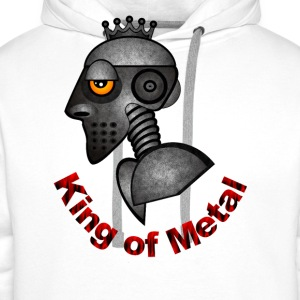 King of Metal - Männer Premium Hoodie
