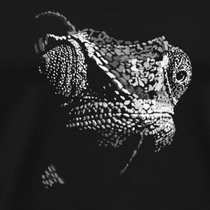 chameleon Mugs & Drinkware - Men's Premium T-Shirt