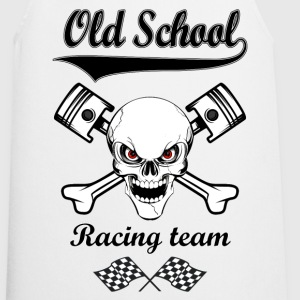 Old School Racing Team 02 Sweat-shirts - Tablier de cuisine