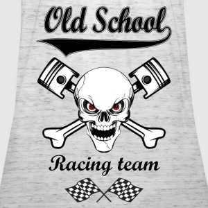 Old School Racing Team 02 Sweat-shirts - Débardeur Femme marque Bella