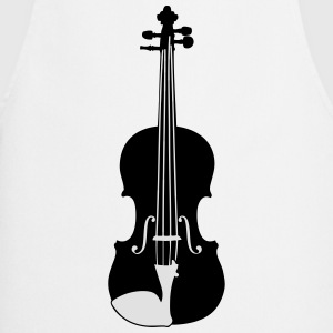 Violin T-Shirts - Cooking Apron