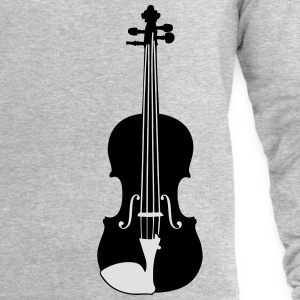 Violin T-Shirts - Men's Sweatshirt by Stanley & Stella