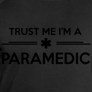 Trust me I'm a paramedic T-Shirts - Men's Sweatshirt by Stanley & Stella