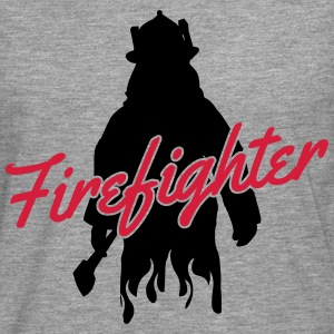 Firefighter T-Shirts - Men's Premium Longsleeve Shirt