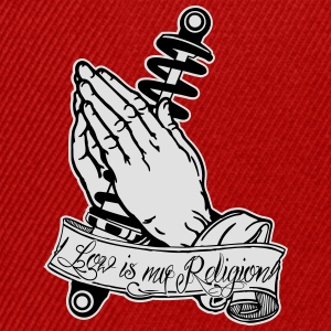 Praying Hands coilovers T-Shirts - Snapback Cap