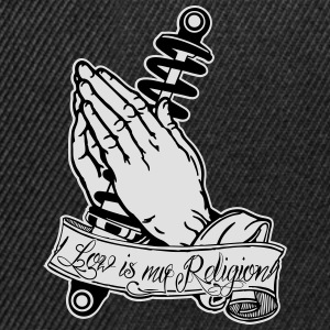 Praying Hands coilovers Pullover & Hoodies - Snapback Cap