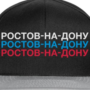 ROSTOV ON DON Tee shirts - Casquette snapback