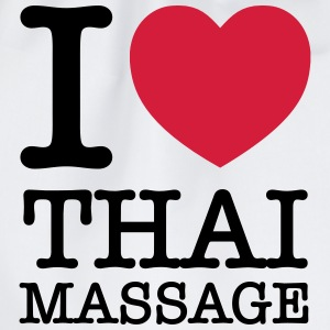 I (Heart) Thai Massage T-skjorter - Gymbag