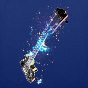 Cosmic Guitar Tee shirts - Tote Bag