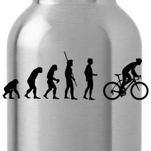 Evolution bike saddle T-Shirts - Water Bottle